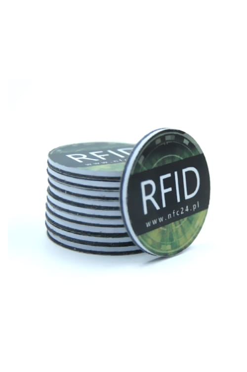 Naklejka RFID UNIQUE na metal